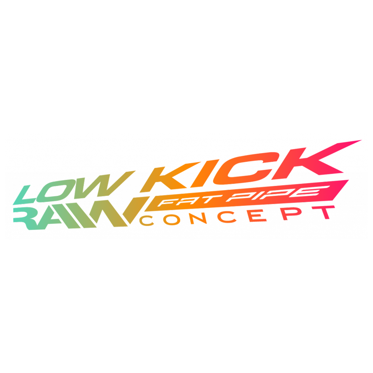Raw Concept Low Kick